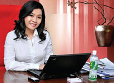 Bất động sản - Những đại gia Việt 'nâng tầm thương hiệu' nhờ... con gái (Hình 2).