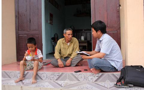liệt sĩ, nhà tình nghĩa, cán bộ xã, Can Lộc, TNXP