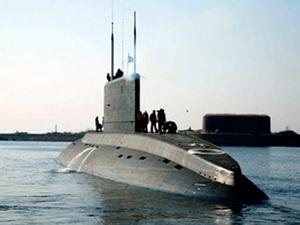 Nga, tàu ngầm