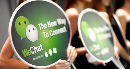 WeChat bị 'chém' ngay trên sân nhà