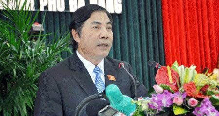 Nguyễn Bá Thanh, Đà Nẵng, Trần Thọ, ban nội chính