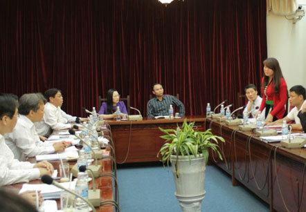 hiến pháp, quyền con người, Phan Trung Lý