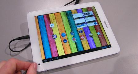 tablet, iPad Mini, Archos, Polaroid M7, HP Slate 7, Sony Xperia Z, Samsung Galaxy Note 8