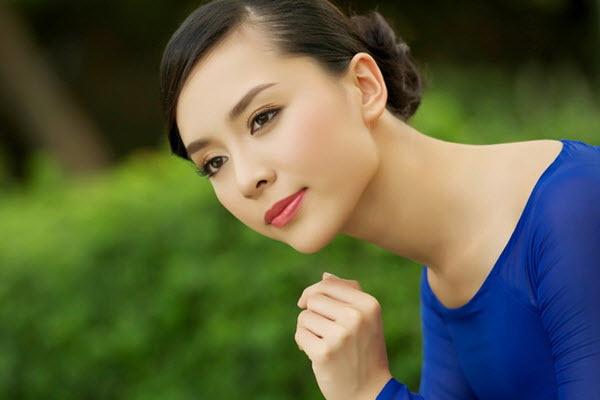Á hậu Dương Trương Thiên Lý thành đại gia ngân hàng