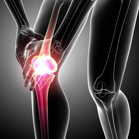 Gãy chân mới biết… loãng xương