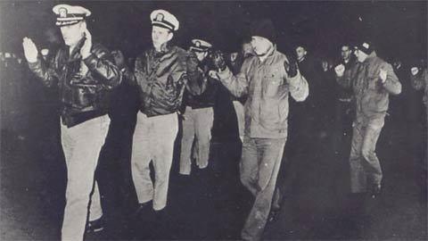 Triều Tiên, Hải quân Mỹ, USS Pueblo, do thám, tình báo