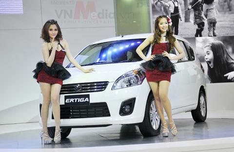 triển lãm, mỹ nữ, Bangkok, xe hơi