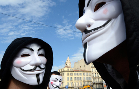 Hacker, Kim Jong-un, từ chức, Anonymous, Hàn Quốc, Mỹ, căng thẳng