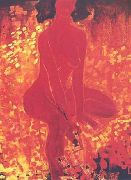 Thái Phiên, ảnh nude, Dương Quốc Định