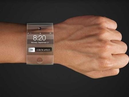 Sắp có đồng hồ thông minh iWatch?