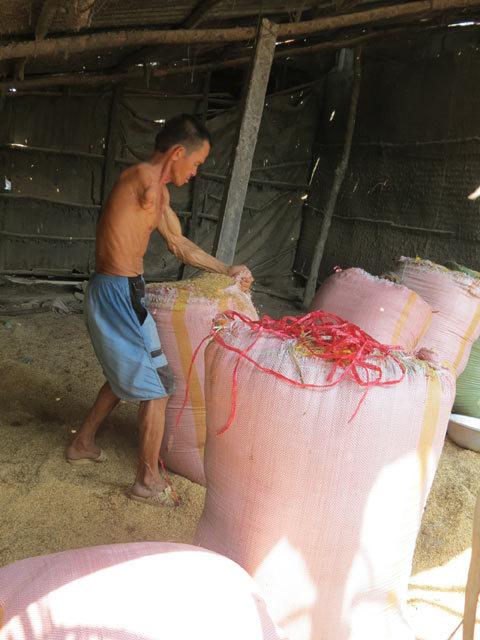 Huỳnh Văn Đôn, Long An, một tay