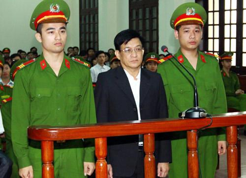 Lời cuối cùng tại tòa của quan chức Tiên Lãng