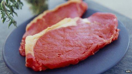 thịt đỏ, nguy hại, tim mạch, sức khỏe, hóa chất
