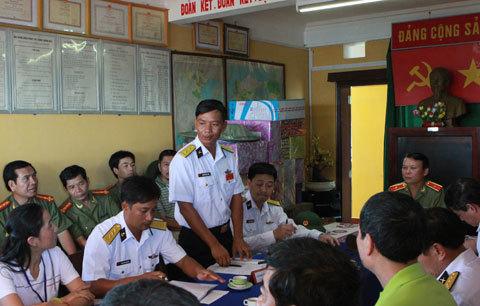 Trường Sa, Hoàng Sa, Biển Đông, hải quân