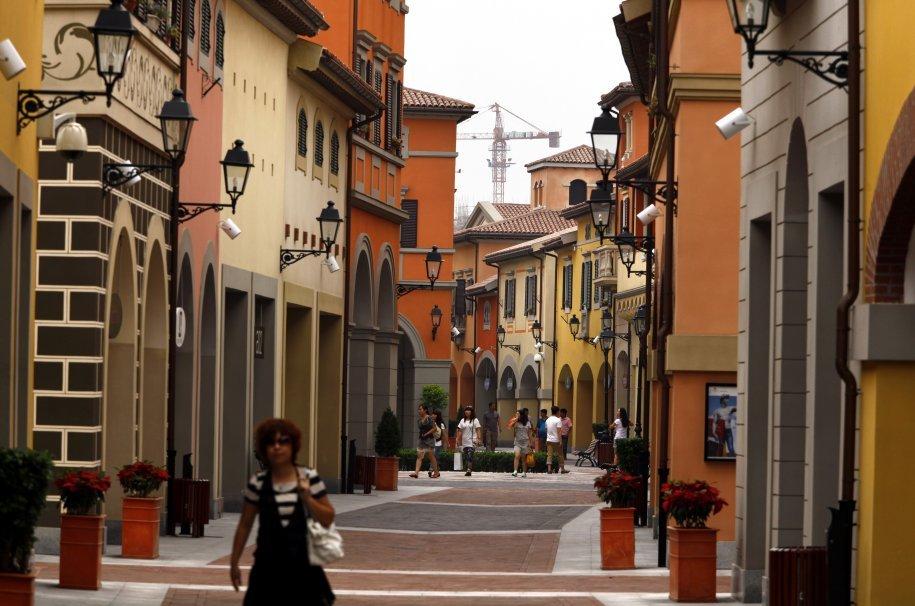 Du ngoạn làng Ý ở Trung Quốc