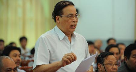 Dự thảo Hiến pháp sửa đáng kể so với ban đầu