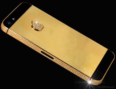 iPhone 5, đắt giá nhất hành tinh, kim cương