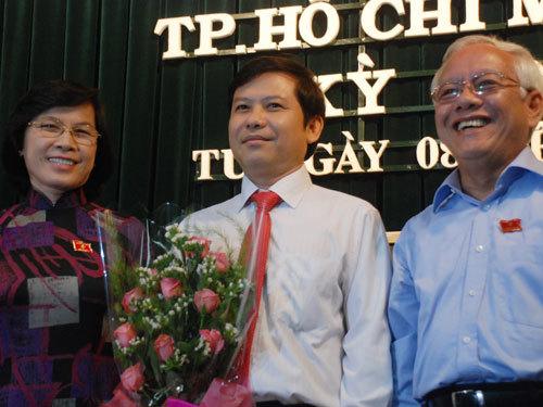 Lê Minh Trí, ban nội chính