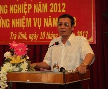 Chủ tịch tỉnh Trà Vinh xin nghỉ hưu sớm