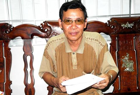 phó phòng, lộng hành, Trà Vinh, Trần Hồng Ly