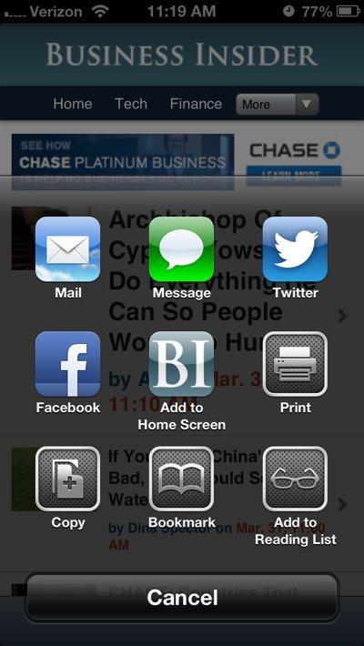 mẹo hay, iPhone