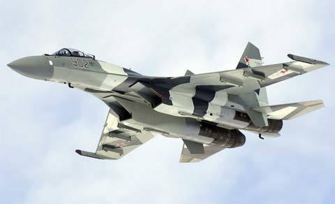 Su-35, Nga, siêu việt, chiến đấu cơ