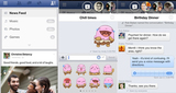 Facebook Chat Heads đáp xuống iPhone, iPad