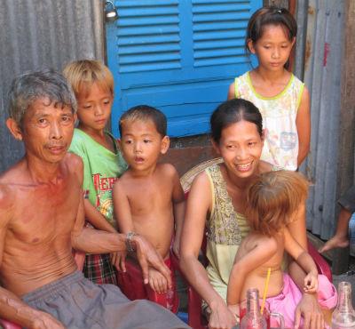 9 đứa con, đông con, Sài Gòn