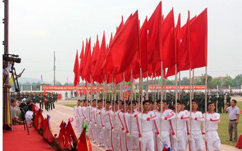 50 năm, huyện Đô Lương, Nghệ An