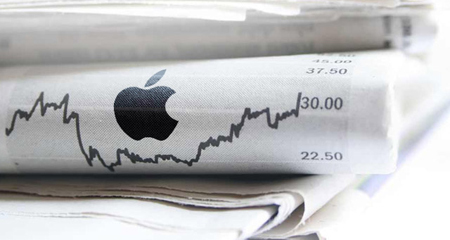 Apple, phố Wall, Hon Hai, iPhone 5S, iPhone giá rẻ