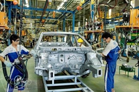 cơ khí, ô tô, xe máy, đóng tàu, thiết bị, máy công cụ, lãi suất, ưu đãi, công trình, đầu thầu, sản xuất, thiếu vốn, công nghệ, chương trình, đầu tư.