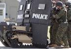 Xem Robot chống đạn của đặc nhiệm Mỹ