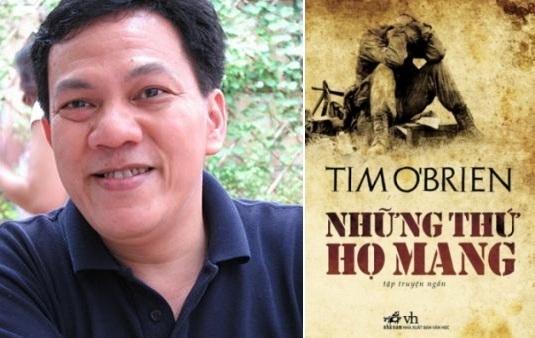 Nguyễn Quang Thiều, Những thứ họ mang, dịch thuật, gây tranh cãi, dumb cooze, Trần Tiễn Cao Đăng
