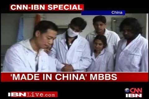 Bác sĩ 'Made in China' tràn ngập Ấn Độ