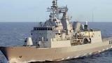 Tàu Hải quân New Zealand cập cảng TP.HCM