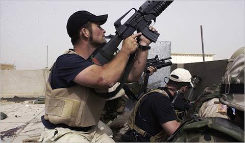 Các đội quân đánh thuê tinh nhuệ nhất thế giới