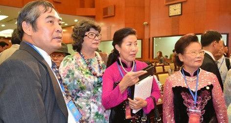 Trăn trở về hòa hợp dân tộc của cựu Bộ trưởng