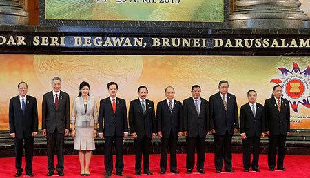 'ASEAN sẵn sàng đối mặt với vấn đề Biển Đông'