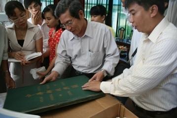 Mời báo nước ngoài đưa tin triển lãm Hoàng Sa của Việt Nam