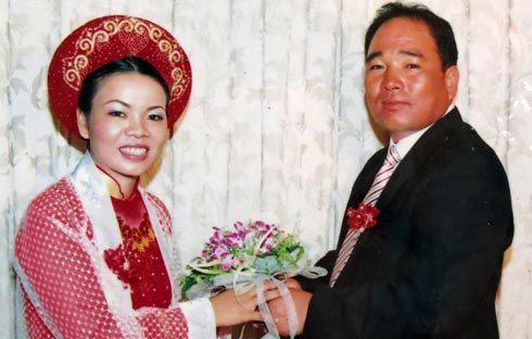 cô dâu Việt, chịu tang cha, Hàn Quốc, tử vong, Hậu Giang
