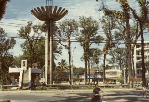 Hồ con Rùa trước năm 1975