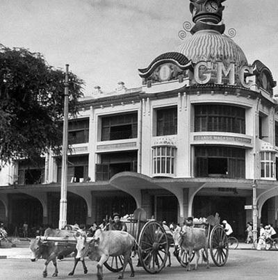 vẻ đẹp, Sài Gòn, xưa và nay, sầm uất