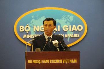 Yêu cầu TQ chấm dứt xâm phạm chủ quyền Việt Nam