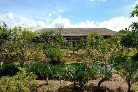 nhà tre, Đại Lải, Flamingo, Bar Gió và Nước, 1 triệu USD, kiến trúc
