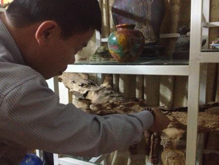 Đại gia Hà thành: 'Hút' trầm hương tăng cường sinh lực