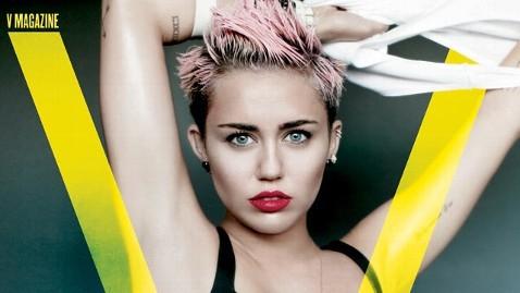 sexy nhất thế giới, Miley Cyrus