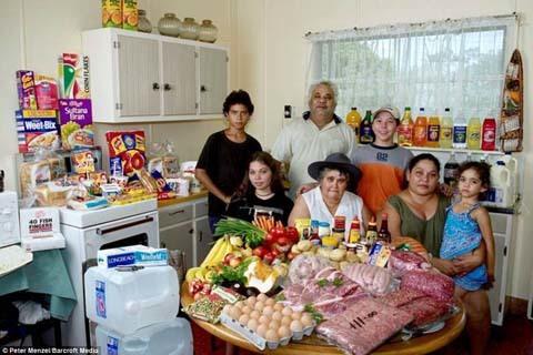 thực phẩm, gia đình, dinh dưỡng