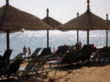 Lần đầu tiên được mặc bikini du lịch Ai Cập