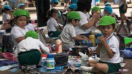 Chuyện nuôi con ở Nhật của mẹ Tây