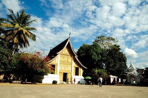du lịch, Lào, cánh đồng chum, Luang Prabang